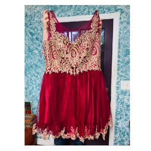 Quinceañera/sweetsixteen dress size 18
